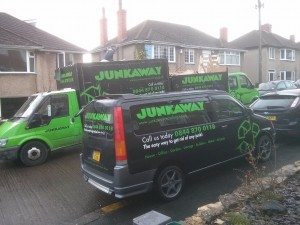 junk removal, house clearance, rubbish collection